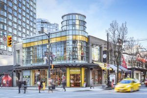 WTLA | W. T. Leung Architects Inc. | Robson&Burrard | L'Occitane
