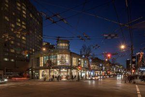 WTLA | W. T. Leung Architects Inc. | Robson&Burrard | L'Occitane