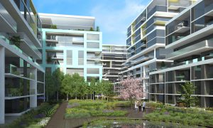 WTLA | W. T. Leung Architects Inc. | Elmbridge | Alderbridge Courtyard