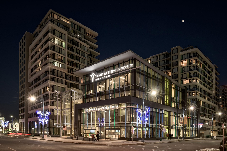 WTLA | W. T. Leung Architects Inc. | Quintett | Trinity Western University Richmond | Vancouver Architects